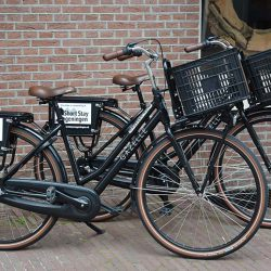 Cycling and bikes - Short Stay Wageningen