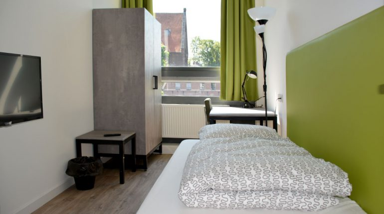 Comfort single room Stadsbrink 14kopie