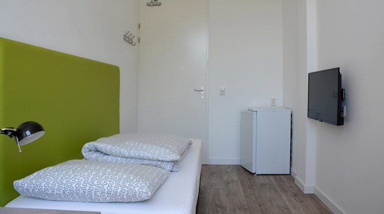 Comfort single room Stadsbrink 15