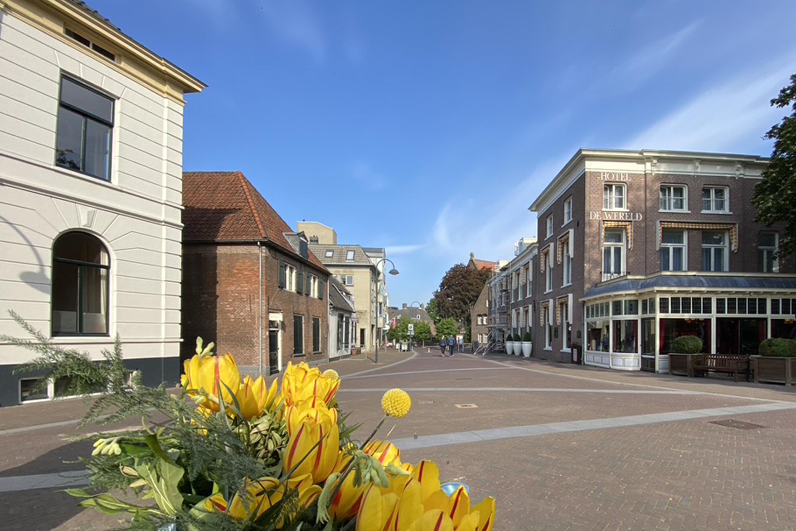 5 Mei plein Wageningen - Short Stay Wageningen