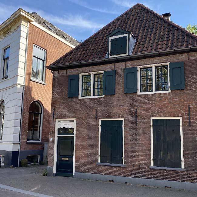 5 mei plein - Short Stay Wageningen