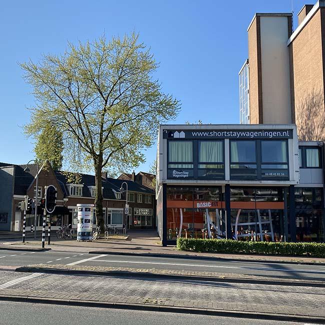 Gerdesstraat - Short Stay Wageningen