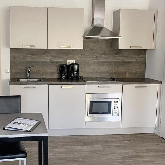 Keuken - Short Stay Wageningen