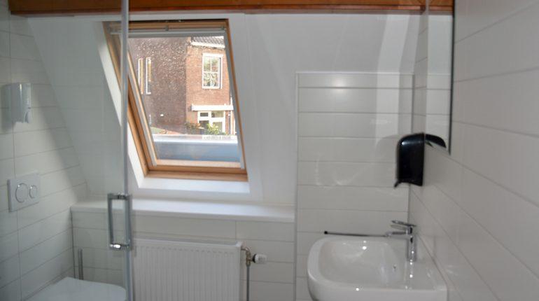 Veerstraat bathroom - Short Stay Wageningen