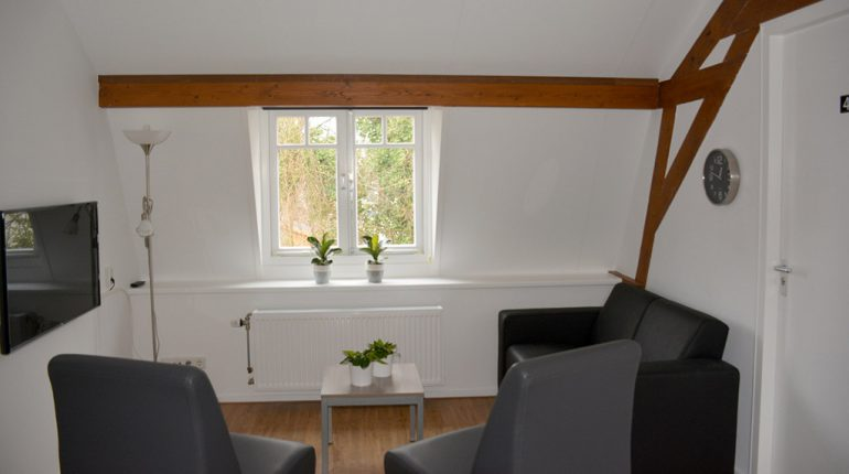 Veerstraat living room - Short Stay Wageningen