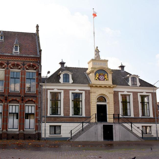 gemeentehuis Wageningen - Short Stay Wageningen
