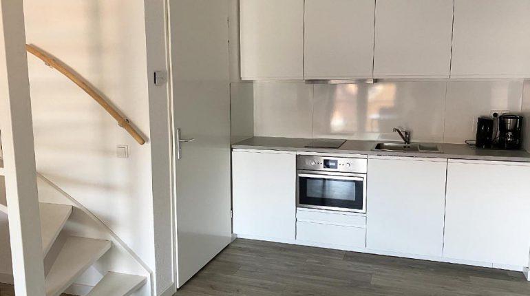 Lancet 7D kitchen - Short Stay Wageningen