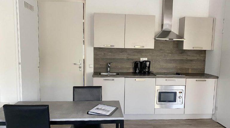 Lancet kitchen - Short Stay Wageningen