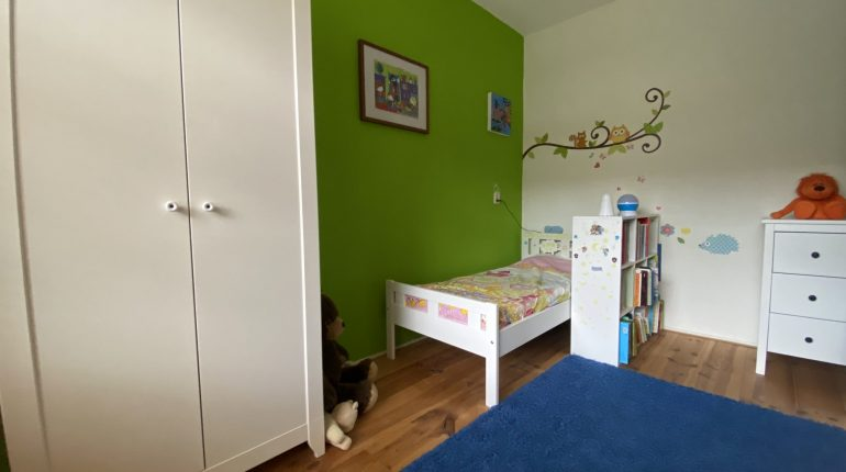 slaapkamer rietveldlaan